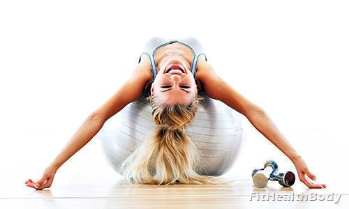 домашние тренировки для девушек для набора веса