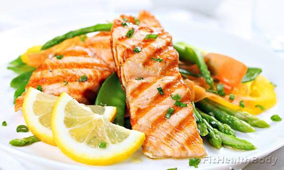 рыба на ужин при похудении для мужчин