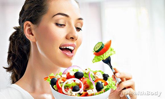 овощи и похудение