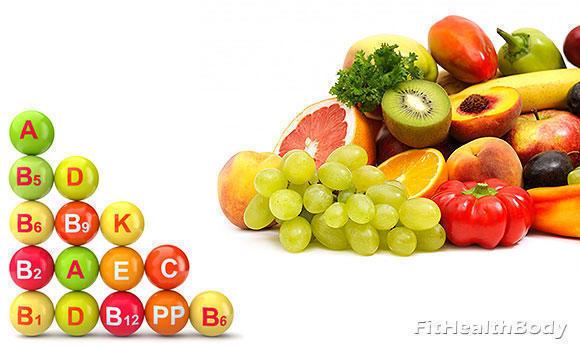 витамины при тренировках