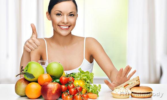 правильное питание для талии и живота