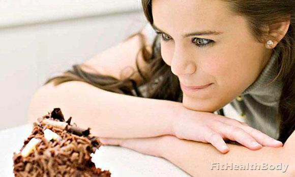 отказ от сладкого для талии и живота