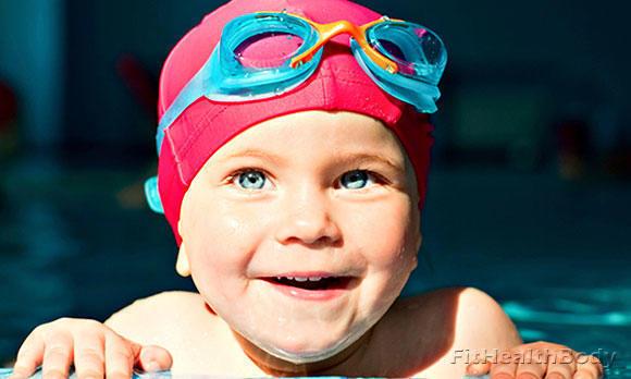 уроки плавания для грудничков