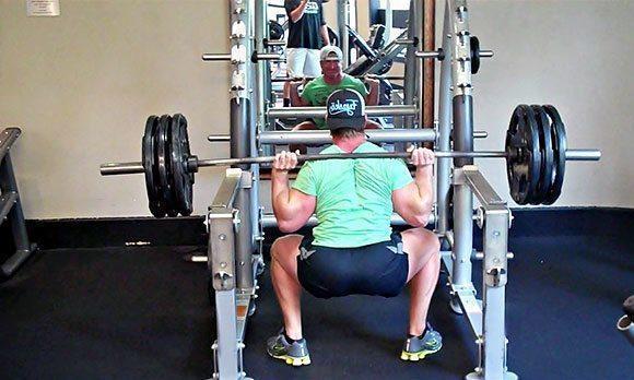 тренировка на массу 3 раза в неделю