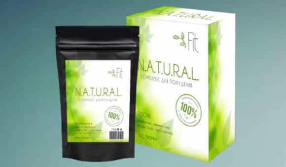 Natural Fit для похудения