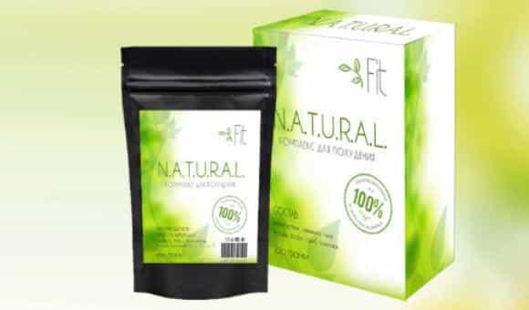 Natural Fit для похудения действие