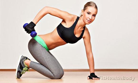 упражнения и программа тренировок для девушек в домашних условиях