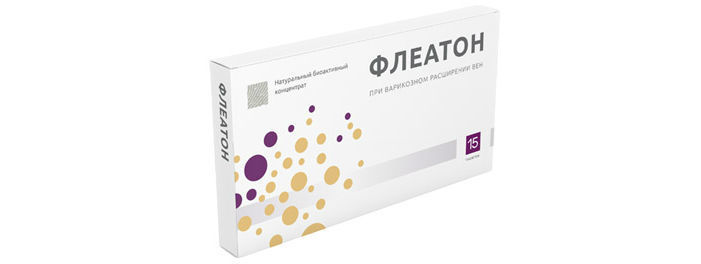 флеатон от варикоза препарат