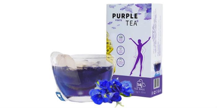 пурпурный чай форте для похудения отзывы