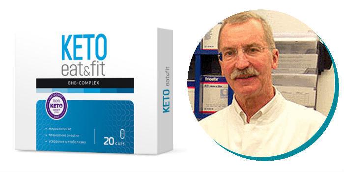 keto Eat fit отзыв диетолога