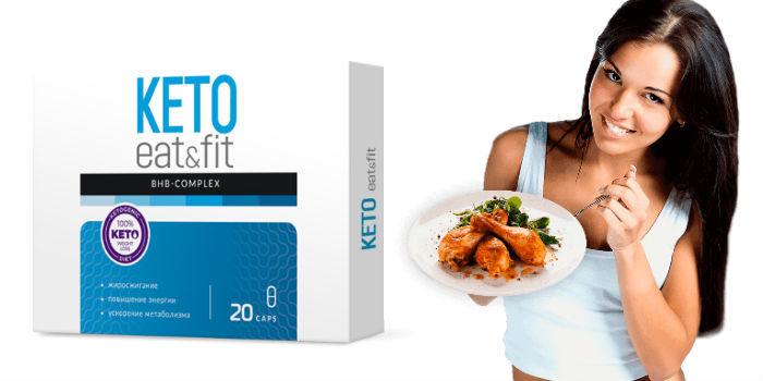keto Eat fit отзывы людей