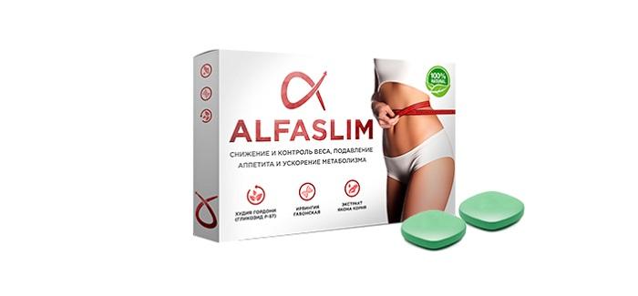 AlfaSlim капсулы для похудения купить