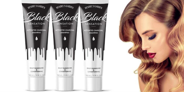 black sensation детокс шампунь купить