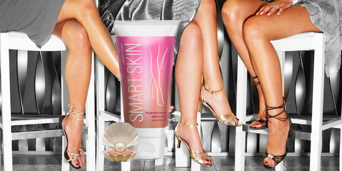 SmartSkin жидкие колготки для ног
